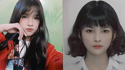Cắt phăng mái tóc 'để dành' 10 năm, nữ sinh Đà Nẵng có ngay ảnh thẻ gây 'bão' mạng