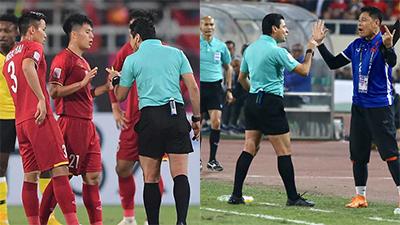 Nóng: Trọng tài cực 'gắt', từng rút mưa thẻ tại chung kết lượt về AFF Cup 2018, cầm còi trận Việt Nam - Jordan