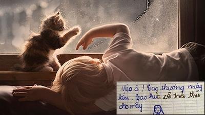 Cuốn sổ tay 15 năm trước và kỉ niệm hứa sẽ 'trả thù' cho thú cưng khiến dân mạng bồi hồi nhớ về tuổi thơ