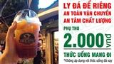 Phục vụ thêm ly nhựa đựng đá giá 2k, Phúc Long bị phản đối vì 'kém thân thiện với môi trường'