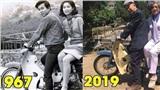 Bức ảnh check in 'ngày ấy - bây giờ' hot nhất MXH: 52 năm một cuộc tình, sự thuỷ chung khiến ai cũng ngưỡng mộ
