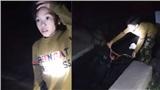 Clip: Cung đường nguy hiểm mà cậu bé 13 tuổi Sơn La đi qua, đến tài xế cũng rùng mình