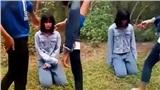 Kỷ luật nhóm nữ sinh đánh hội đồng bạn ở Nghệ An