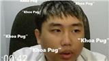 Một streamer Việt Nam quyết tâm nói 'Khoa Pug' liên tục 10 tiếng để ủng hộ Khoa Pug