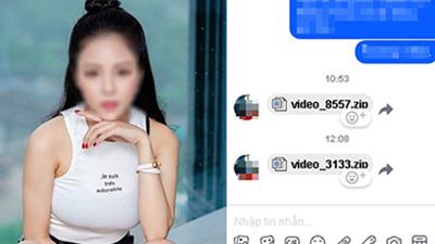 Cảnh báo: Coi chừng mất Facebook khi nhấp vào đường link 'clip nóng của hot girl Trâm Anh'