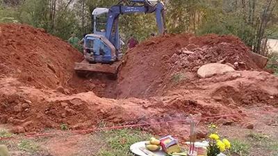 Kẻ giết vợ cuốn chăn vào thi thể phi tang dưới giếng ở Yên Bái: 'Khai xong em thấy nhẹ người rồi'