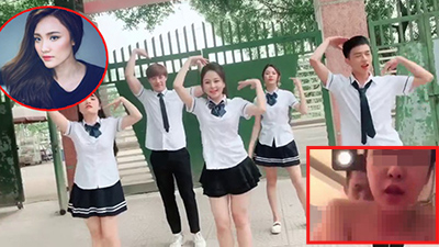 Vướng scandal clip nóng, Trâm Anh bị cắt vai diễn, gây thiệt hại 300 triệu đồng cho ca sĩ Nhật Thủy