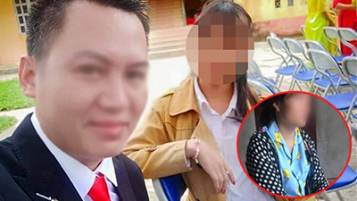 Nữ sinh lớp 8 mang bầu ở Lào Cai: Mấy ngày nay, người mẹ chỉ ngồi khóc vì thương con