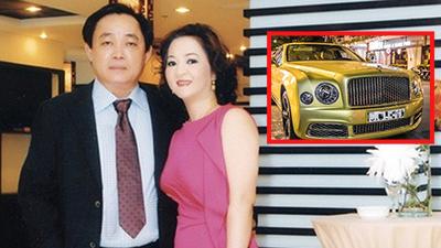 Đại gia Việt tặng vợ xe hơi 40 tỷ, trang sức 70 tỷ, vẫn khẳng định 'Nó không là gì so với điều cô ấy mang đến cho tôi'