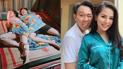 Phi Huyền Trang từng xưng 'vợ chồng', ngủ chung giường với Anh Đức trước khi vướng tin giật chồng, có clip nóng