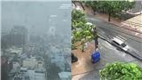 Sài Gòn chiều mưa như trút, ngập úng diện rộng, dân mạng hẹn nhau mua xuồng chờ ngày 'ra khơi'