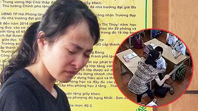 Nữ giáo viên đánh liên tiếp học sinh ở Hải Phòng chưa một lần đến nhà học sinh xin lỗi