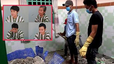Trinh sát kể về hành trình lật tìm manh mối phá vụ án 'xác người bê tông' ở Bình Dương