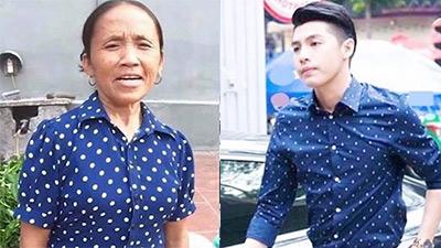 Dân mạng tình cờ phát hiện: Bà Tân Vlog mặc áo xanh chấm bi hao hao giống Noo Phước Thịnh