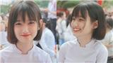 Combo 'mái ngố - tóc ngắn' giúp nữ sinh Sài Gòn tỏa sáng giữa sân trường