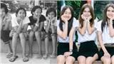 Hội bạn thân rủ nhau 'dậy thì thành công', từ những cô bé đen nhẻm thành dàn hot girl xinh xắn