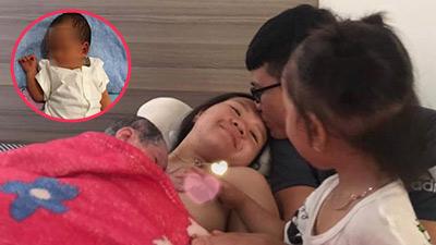 Mẹ bỉm sữa sinh con tại nhà: Dân mạng tranh cãi dữ dội