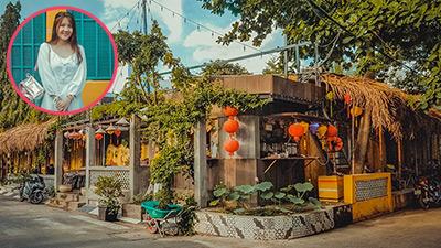 Góc nhỏ Hội An đầy thơ mộng và an yên giữa lòng Sài Gòn