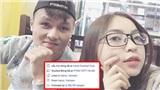 Rộ nghi vấn Quang Hải và bạn gái Nhật Lê đã chia tay, đặc biệt là động thái dứt tình rất rõ ràng này?