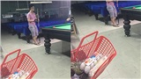 Vợ nhờ đi siêu thị mua thức ăn, cả buổi không thấy về sợ bị bắt cóc, ai dè đang lủi trong tiệm làm trận bida