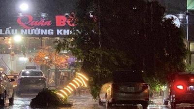 Bão số 3 suy yếu thành áp thấp, gây mưa rất lớn ở miền Bắc, cảnh báo ngập lụt tại Hà Nội