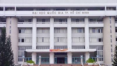Ba trường thành viên ĐH Quốc gia TPHCM công bố điểm chuẩn