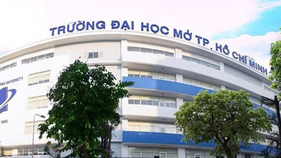 ĐH Mở TP HCM, ĐH Thủ Dầu Một công bố điểm chuẩn 2019