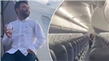 Mua vé thường nhưng được phục vụ như VIP với một mình một máy bay