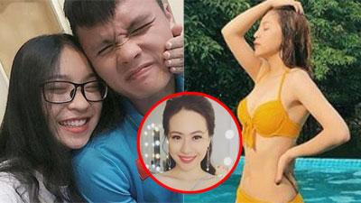 Giữa tin đồn Quang Hải có bạn gái mới, Nhật Lê đăng status: 'Đời hư ảo'