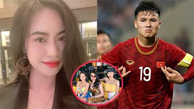 Bạn thân 'người yêu tin đồn' của Quang Hải bất ngờ lên tiếng: Tất cả là thêu dệt