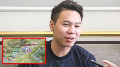 Khiên (Mocha ZD Esports) kể lại ván đấu sinh tử, quyết hạ gục Team Flash trong thế ngàn cân treo sợi tóc