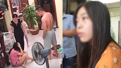 Xem lại clip bị chồng võ sư bạo hành, người vợ rùng mình: 'Không có clip nào dã man như chồng tôi đánh tôi hôm qua'