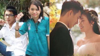 Dành 11 năm thanh xuân để theo đuổi, cô gái 9X cũng cưới được crush