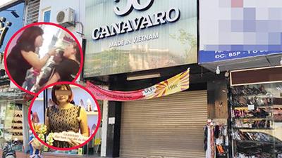 Lớn tiếng mắng chửi, hành hung nữ sinh vì 1,2 triệu tiền lương, shop giày dép đóng cửa không tiếp một ai