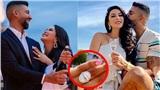 Cặp đôi blogger nổi tiếng bị chỉ trích kịch liệt vì khoe nhẫn kim cương giả?