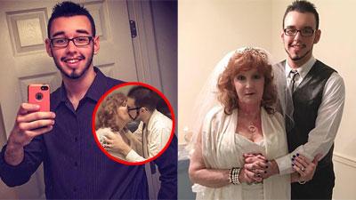 Cụ bà 72 tuổi cưới chàng trai 19 tuổi sau 2 tuần gặp gỡ: 'Anh ấy là người tình tuyệt vời'