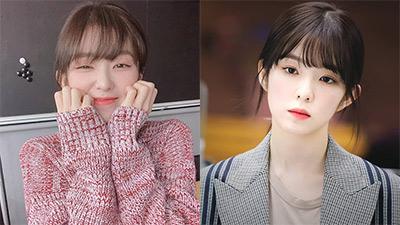 Cắt tóc mái chuẩn như Irene (Red Velvet): Để được 4 kiểu từ ngây thơ đến đẹp như nữ thần