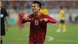 CĐV châu Á choáng với bàn thắng của Quang Hải: 'Như điện xẹt, quá đẳng cấp'