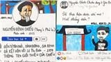 Nghệ An: Dân mạng thích thú với cách học môn Văn lấy ý tưởng từ giao diện facebook