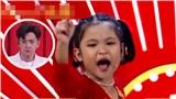 Thách thức danh hài: Bé gái 7 tuổi 'mắng' Ngô Kiến Huy không ngừng, 'hạ gục' Trấn Thành và Trường Giang