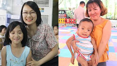 Những 'người mẹ' của trẻ xương thủy tinh: Bên con chỉ mong con nở trên môi nụ cười
