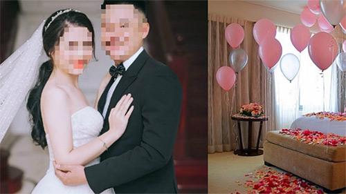 Cưới được vợ trẻ, đêm tân hôn chú rể chi tiền triệu mua hoa trải khắp phòng, ai ngờ đúng phút cao trào cô dâu lại tháo nhẫn cưới