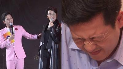 Những sự cố gây xôn xao của Trường Giang trên sân khấu