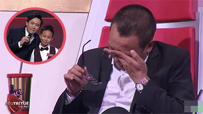 Siêu trí tuệ: Cậu bé 12 tuổi khiến nhà báo Lại Văn Sâm rơi nước mắt, NSND Hồng Vân xin Trấn Thành tạm nghỉ vì sợ 'bể tim'