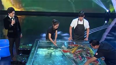 Siêu trí tuệ: Người đàn ông bịt mắt, truy tìm cá Koi bạc tỉ khiến tất cả không ngừng hồi hộp
