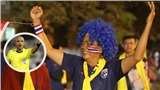 CĐV Thái Lan: 'Cảm ơn trọng tài đã giúp Thái Lan thoát khỏi bàn thua trông thấy...'