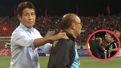 HLV Thái Lan tiết lộ: Ngoài trợ lý trọng tài, vẫn còn cá nhân trong ban huấn luyện cố tình khiêu khích thầy Park?