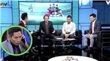 BTV Quốc Khánh không được lên sóng bình luận U22 Việt Nam - U22 Singapore sau pha cợt nhả Bùi Tiến Dũng
