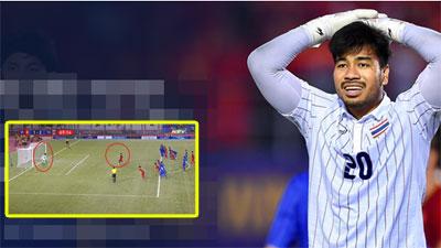 Thủ môn Thái Lan: Tôi 'bắt bài' được cầu thủ Việt Nam, nhưng trọng tài cho họ đá lại