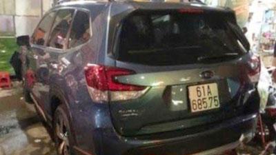 Bình Dương: Ô tô 'điên' gây tai nạn liên hoàn, 2 người nguy kịch